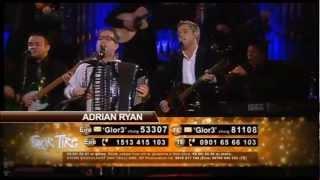 Glor Tire 2013 - Adrian Ryan duet with Derek Ryan - My Father's House