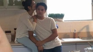 KATHNIEL | Can't Help Falling inlove OFFICIAL TRAILER LAUNCH | 04•15•17