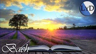 Bach Música Clásica de Piano Relajante para Estudiar y Concentrarse, Trabajar, Leer