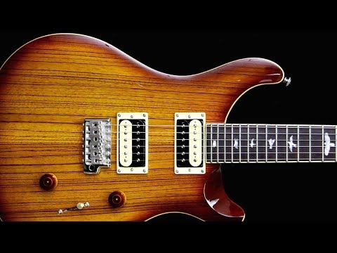 Melancholy Blues Groove Guitar Backing Track Jam in B Minor