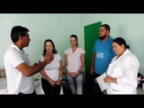 Equipe da Estratégia Saúde da Família realiza palestras no Bairro Princesa Isabel