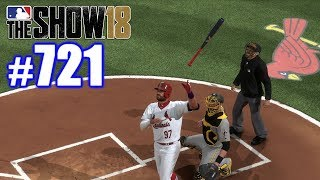 MY FAVORITE FLIP! | MLB The Show 18 | Road to the Show #721