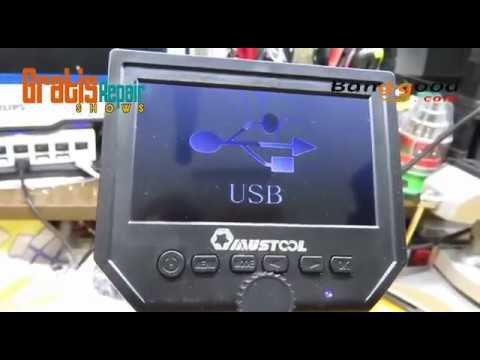 Mustool® G600 Digital Portable Microscope