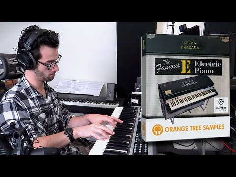 Video for The Famous E Electric Piano - Demo + Walkthrough (Zach Heyde)