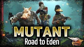 Mutant Year Zero: Road to Eden - Супер РПГ - Прохождение - Часть 1