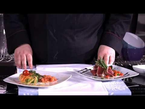 Segreti da chef: Come presentare i piatti