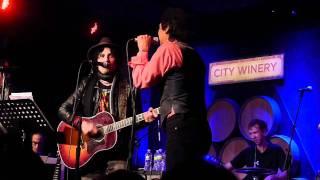 "Video thumbnail of ""Evening Gown - Alejandro Escovedo & Jesse Malin 2012"""