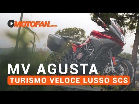 Vídeos de la MV Agusta Turismo Veloce 800 Lusso SCS