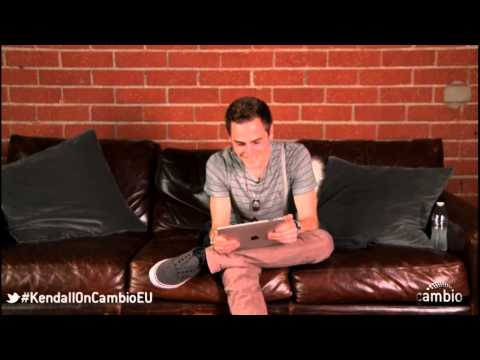 Kendall Schmidt Cambio Live Chat - 3/20/13