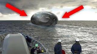 Okyanusta Keşfedilen Bu Şeyleri Gördükten Sonra Diliniz Tutulacak...