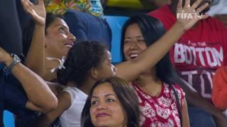 Match 8: UAE v Paraguay - FIFA Beach Soccer World Cup 2017