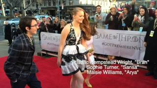 Game of Thrones Season 4 Red Carpet Premiere
