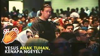 Video Yesus Keturunan Tuhan? 💥 Bule Ini Masuk Islam Setelah Pertanyaannya Dijelaskan Oleh Dr. Zakir Naik MP3, 3GP, MP4, WEBM, AVI, FLV September 2019