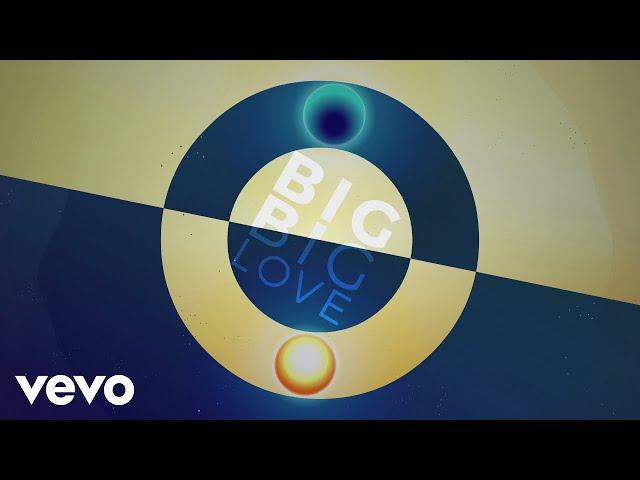 Big Big Love (Lyric) - Damien Dempsey