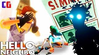 Hello Neighbor ФИНАЛ! ГРУСТНАЯ КОНЦОВКА в Игре Привет Сосед Полное прохождение от Cool GAMES