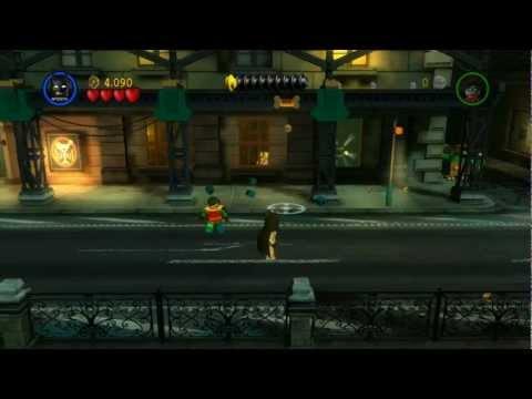 Vidéo LEGO Jeux vidéo PCLBLJV : Lego Batman: Le Jeu Vidéo PC