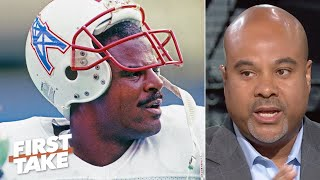 Warren Moon changed the game for black quarterbacks in the NFL – Jason Reid | First Take