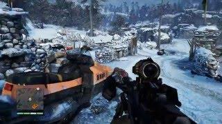 Far Cry 4: Долина Йети как взять пулемет Циркулярная пила самое мощное оружие