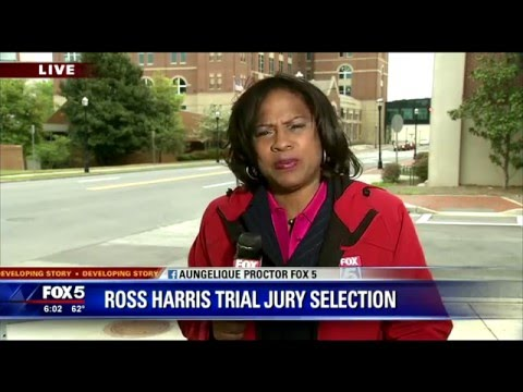 Fox 5 Covers Jury Selection in Ross Harris Case