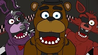 """Five Nights at Freddy's Parody 