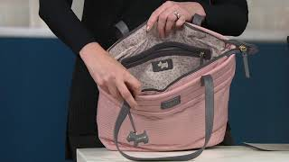 RADLEY London Penton Mews Medium Zip Top Tote on QVC