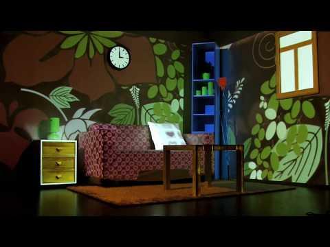 הסלון הדיגיטלי - טכנולוגיית עיצוב מדהימה!