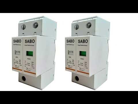 Single Phase AC Surge Protection Device