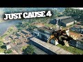 Just Cause 4 O In cio De Gameplay Dublado E Legendado E