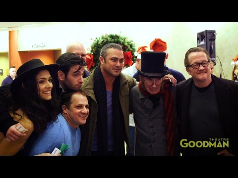 chicago fire and chicago med cast members on a christmas carol - Finding John Christmas Cast