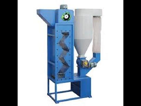 Zig Zag PVC Label Separating Machine
