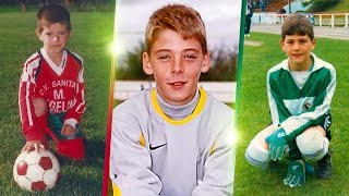 Top 20 Goalkeepers When They Were Kids ● How Many Can You Guess?