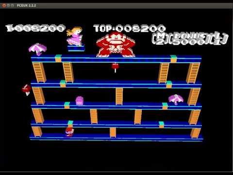 New Voxel Engine for NES emulator FCEUX