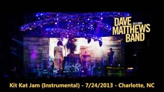 Kit Kat Jam (Instrumental) [HQ-Audio] - 7/24/2013 - Dave Matthews Band - Charlotte, NC