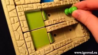 Лабиринт для умного авантюриста. Обзор настольной игры-головоломки от Игроведа.