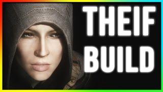 Skyrim Builds - Best SWEETROLL Thief Build