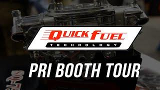 2015 PRI Show – Quick Fuel
