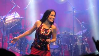 TARJA EN CHILE - DIE ALIVE [2014]