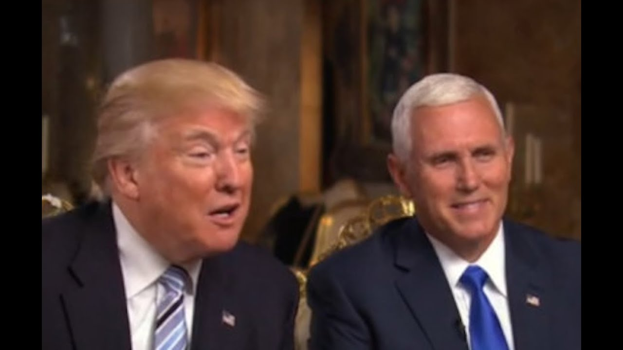 Trump: Pence's Iraq War Vote Fine, Hillary's BAD! thumbnail