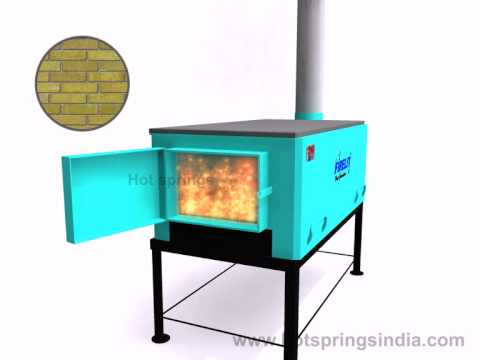 Wood Fired Dosa Stove