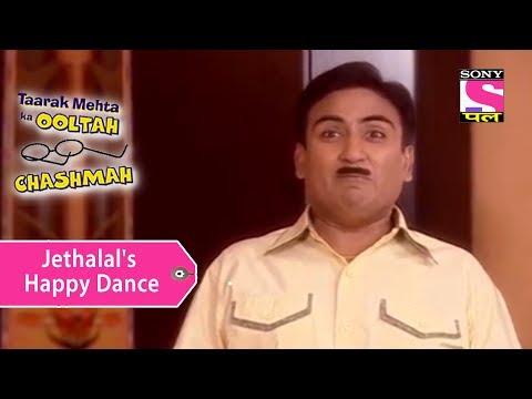 Your Favorite Character | Jethalal's Happy Dance | Taarak Mehta Ka Ooltah Chashmah