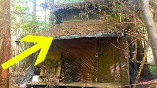 This Forest Ranger Stumbles Upon A Mysterious Cabin In The Woods With A Huge Surprise Inside