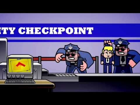 Video of Airport Scanner