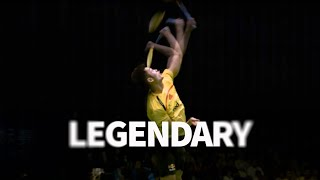 LEGENDARY Badminton Skills – Featuring Lin Dan Taufik Hidayat Lee Chong Wei Peter Gade