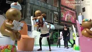 【踊ってみた】Easy Come & Easy Go / Christine & Irene