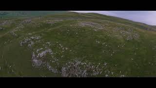 Malham Lone Tree - Yorkshire Dales   FPV