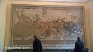 preview picture of video 'Naples, Italy: Archaeological Museum'