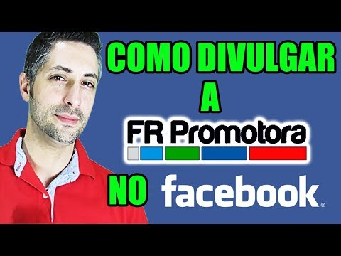 fr promotora como divulgar no facebook