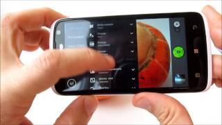 """Lenovo S820 - стильный и мощный смартфон с 4,7"""" HD IPS экраном - видео обзор"""