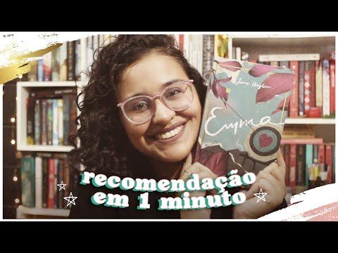 ? RECOMENDAÇÃO EM 1 MINUTO: EMMA | Abdução Literária