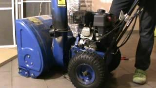 Ремень шнека Z27 (686Li)  для снегоуборщикa Patriot PS-731 от компании ИП Губайдуллин Н. В. - видео
